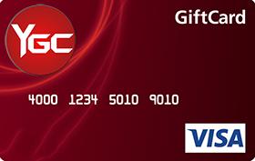 Gift Card VISA da € 50,00
