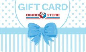 Gift Card Bimbostore da € 10,00
