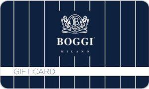 Gift Card Boggi da € 100,00
