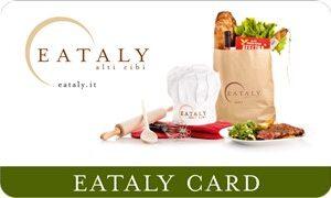 Gift Card Eataly da € 10,00