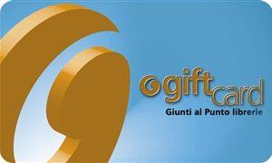 Gift Card Giunti al Punto da € 10,00