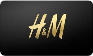Gift Card H&M da € 15,00