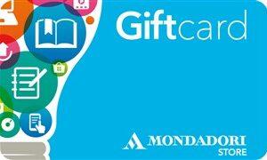 Gift Card Mondadori da € 100,00