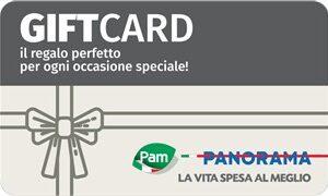 Gift Card Pam da € 100,00