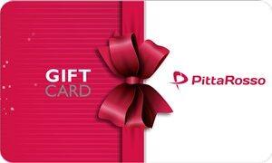 Gift Card PittaRosso da € 25,00