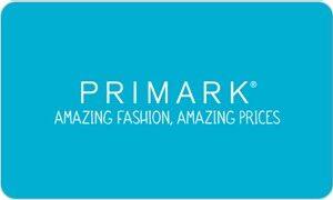 Gift Card Primark da € 50,00