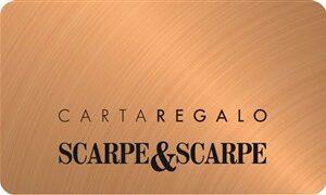 € 200,00 Gift Card Scarpe&Scarpe
