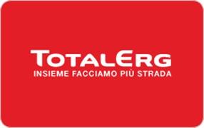 Gift Card TotalErg da € 10,00