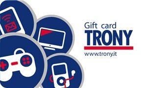€ 25,00 Gift Card Trony