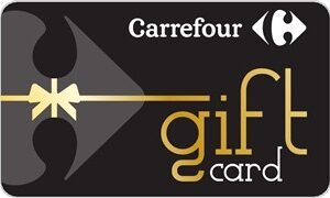 Gift Card Carrefour da € 10,00