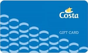 Gift Card Costa Crociere da € 250,00