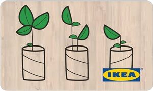 Gift Card IKEA da € 50,00