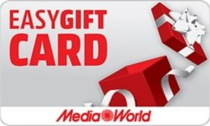 Gift Card MediaWorld da € 10,00