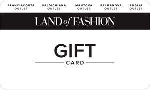 Gift Card Land of Fashion da € 500,00