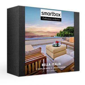 Smartbox Gift –  Bella Italia da € 259,90