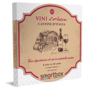 Smartbox Gift – Cantine d'Italia da € 39,90
