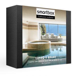 Smartbox Gift – Lusso e Relax da € 299,90