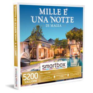 Smartbox Gift – Mille e una Notte di Magia da € 99,90