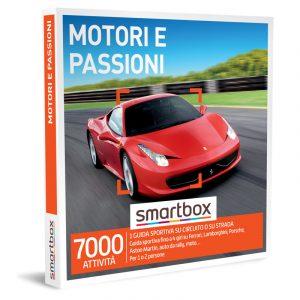Smartbox Gift – Motori e Passioni da € 99,90