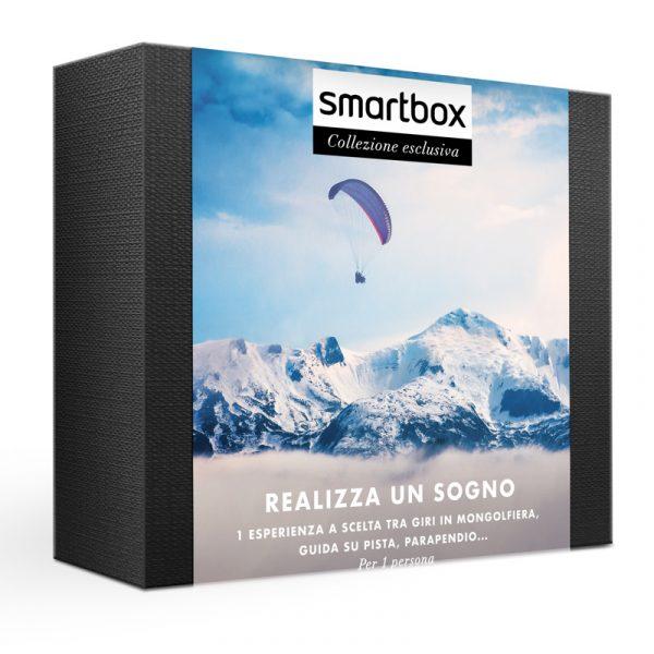 smartbox cofanetti realizza un sogno