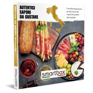 Smartbox Gift – Autentici Sapori da Gustare da € 29,90