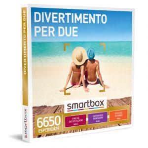 Smartbox Gift – Divertimento per Due da € 39,90