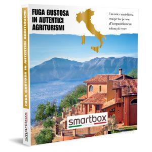 Smartbox Gift – Fuga gustosa in autentici Agriturismi da € 89,90