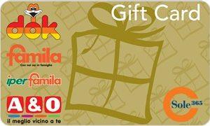 Gift Card MEGAMARK da € 200,00